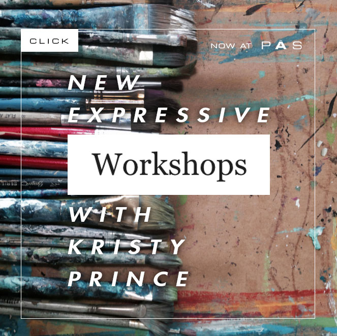New Workshops at PÄS