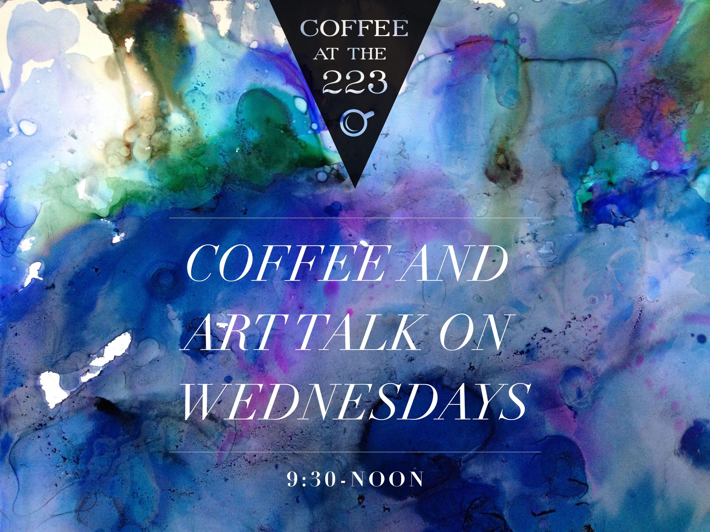 Coffee-and-art